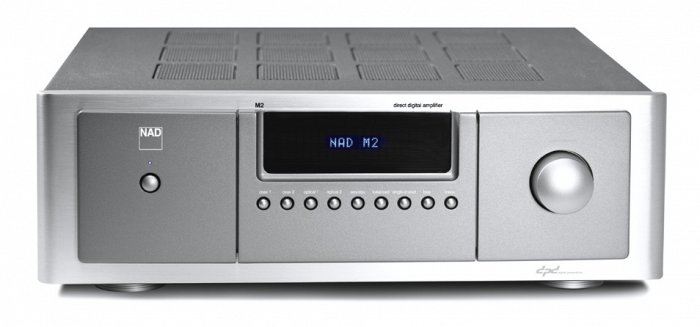 NAD M 2 amplificateur direct-digital high-end