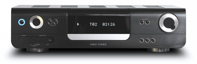 NAD VISO THREE CD-Stereo-Receiver